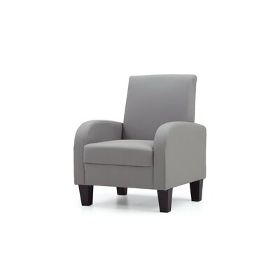 Tiff Armchair Upholstery: Gray