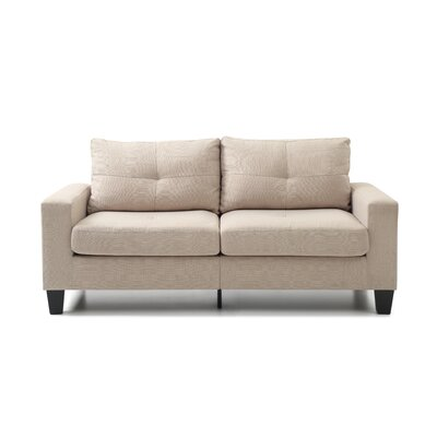 Tiff Sofa Finish: Beige