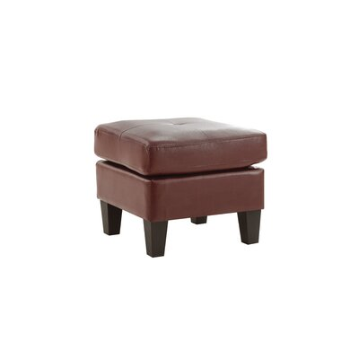 Melantha Ottoman Color: Brown