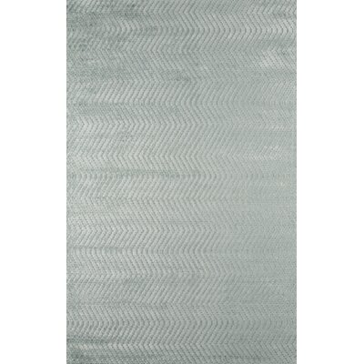 Bridges Hand-Loomed�Seafoam Area Rug Rug Size: Rectangle 8 x 11