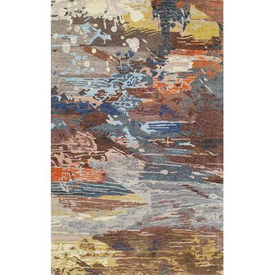 Brooks Hand-Tufted�Multi Area Rug Rug Size: Rectangle 36 x 56