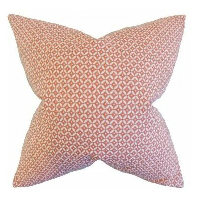 Berryhill Pillow Cover Color: Blush