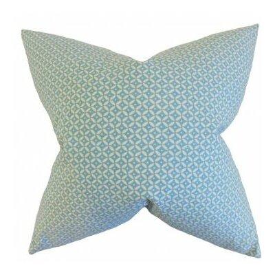 Berryhill Pillow Cover Color: Rain