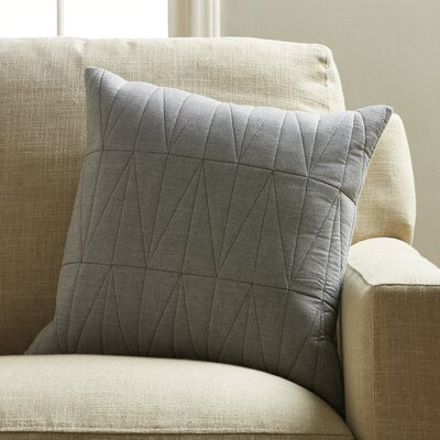 Alatorre Square Chambray Pillow