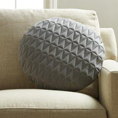 Albano Felt Pillow Size: 17.5 Round