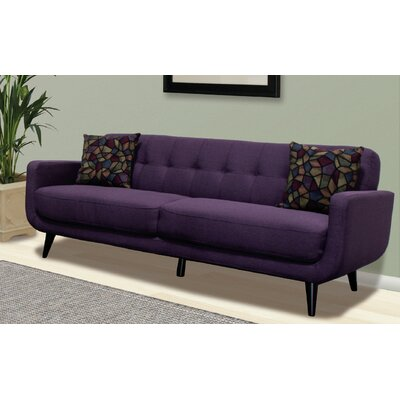 Khronos Living Room Sofa Upholstery: Twilight Lavender