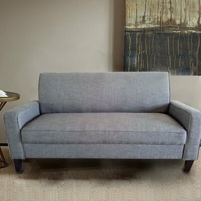 Ariadne Sofa Upholstery: Gray