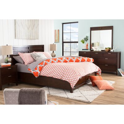 Juno Storage Platform Configurable Bedroom Set