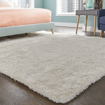 Electra Ivory Area Rug Rug Size: 710 x 106