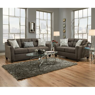 Baxley Configurable Living Room Set