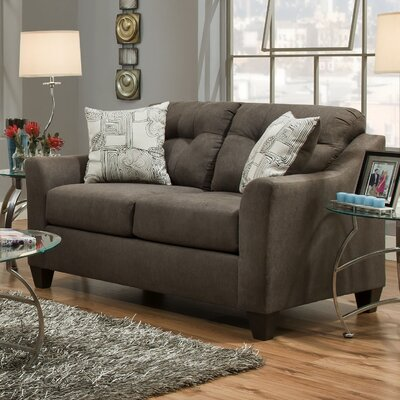 Baxley Upholstery Loveseat by Simmons Upholstery