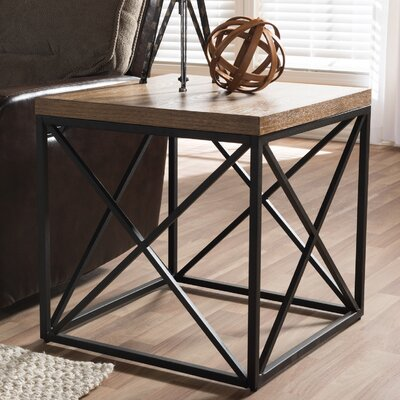 Shuffler End Table