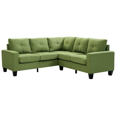 Latitude Run LTDR4279 Tiff Modular Sectional Upholstery