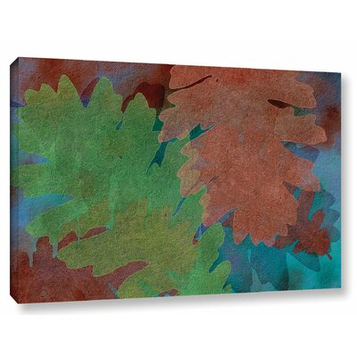 Indian Summer 5 Graphic Art on Wrapped Canvas Size: 12