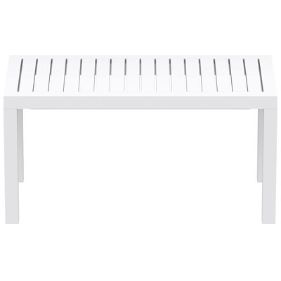 Villani Coffee Table Finish: White
