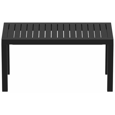 Villani Coffee Table Finish: Black
