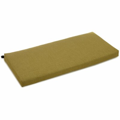 Bench Cushion Color: Avocado
