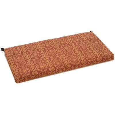 Bench Cushion Color: Vanya Paprika