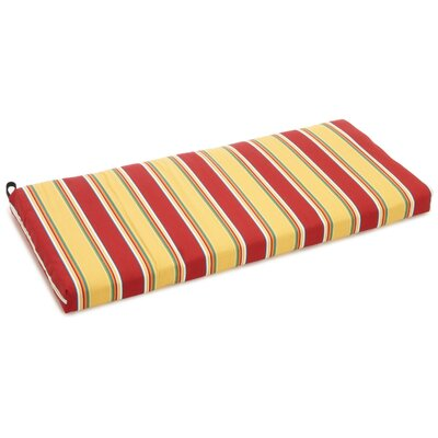Bench Cushion Color: Haliwell Multi