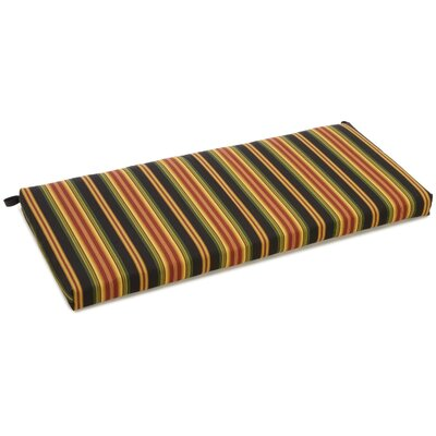 Bench Cushion Color: Lyndhurst Raven