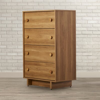 Utecht 4 Drawer Chest