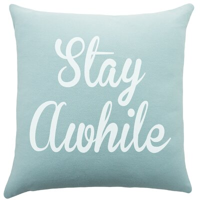 Larabee Cotton Throw Pillow