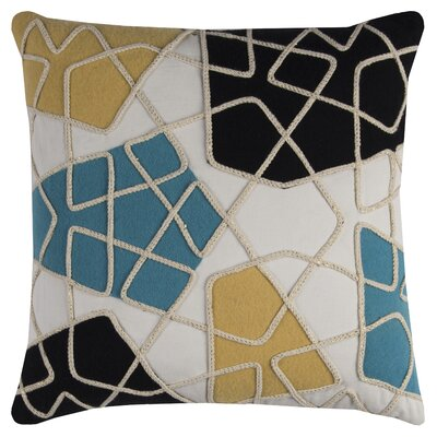 Melinda Cotton Throw Pillow