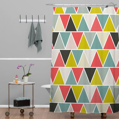 Ahlstrom Triangulum Shower Curtain