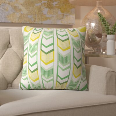 Spence Indoor/Outdoor Throw Pillow Size: Large