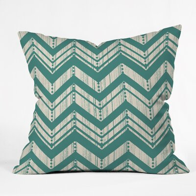 Spence Weathered Indoor/Outdoor Throw Pillow Size: Large