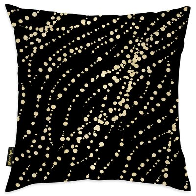 Aiello My Stars Velvet Throw Pillow