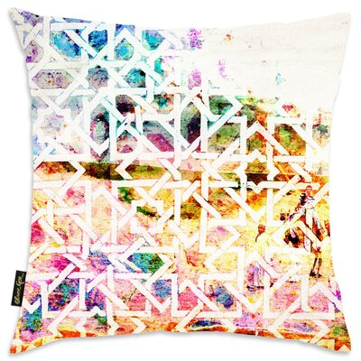 Percy Poly-linen Throw Pillow