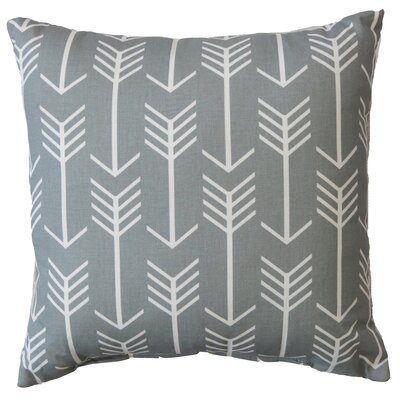 Alcazar Arrow Cotton Throw Pillow