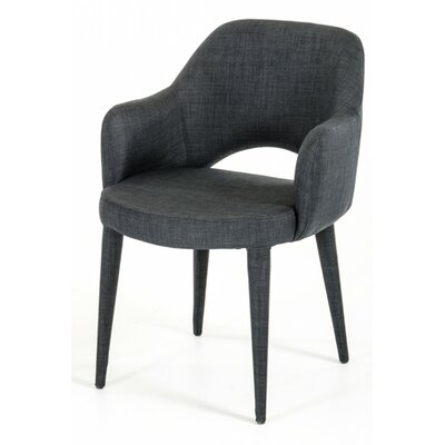 Sluss Arm Chair Finish: Dark Grey
