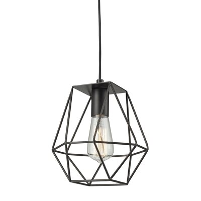 Belle 1-Light Foyer Pendant