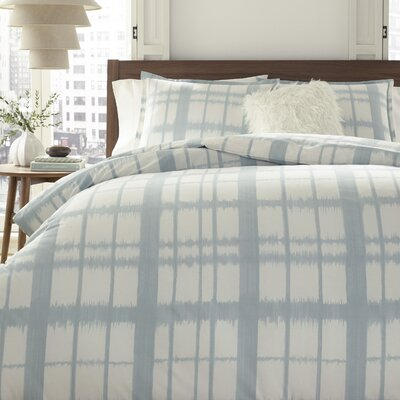 Alessandro Reversible Duvet Cover Set Size: Full/Queen