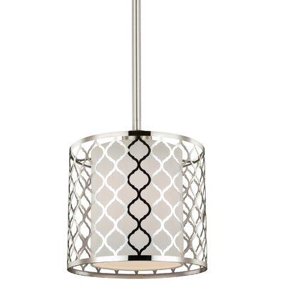 Krumm 1-Light Mini Pendant