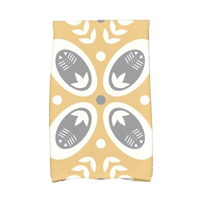 Tradition Hand Towel Color: Gold