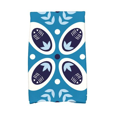 Tradition Hand Towel Color: Teal