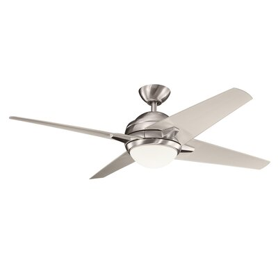 42 Deloney 4-Blade Ceiling Fan with Remote