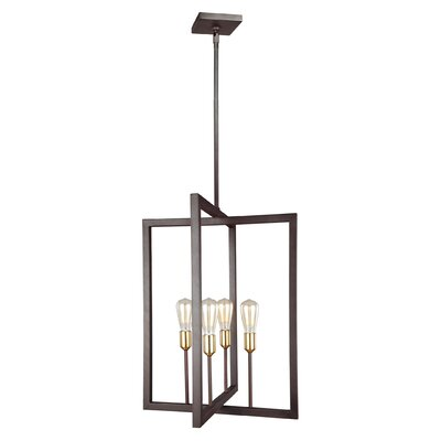 Deltoro 4-Light Foyer Pendant