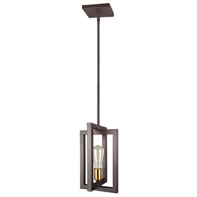 Deltoro 1-Light Mini Pendant