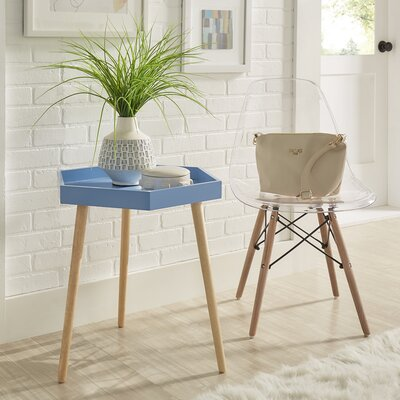 Camden End Table Finish: Heritage Blue