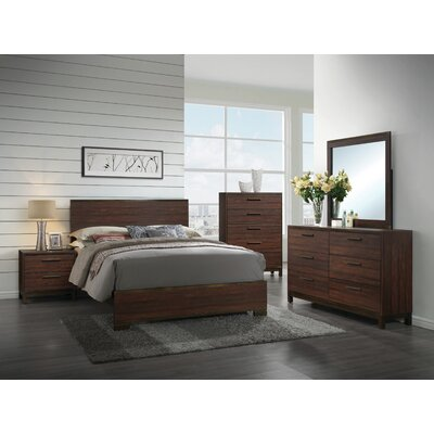 Zech Panel Customizable Bedroom Set