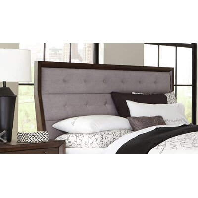 Zichichi Upholstered Panel Headboard Size: King