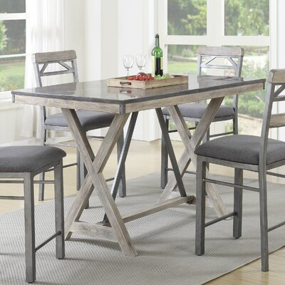 Zech Counter Height Dining Table