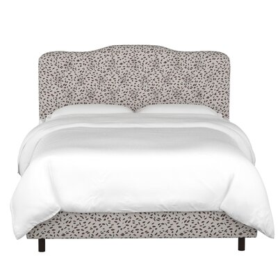 Merlo Upholstered Panel Bed Size: Twin