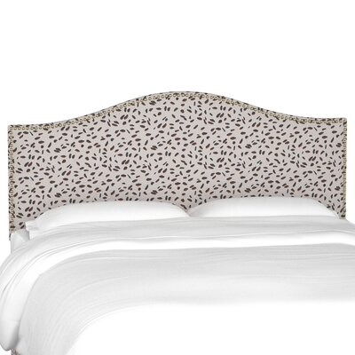 Merrell Upholstered Panel Headboard Size: Queen