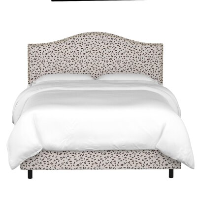 Merrell Upholstered Panel Bed Size: King