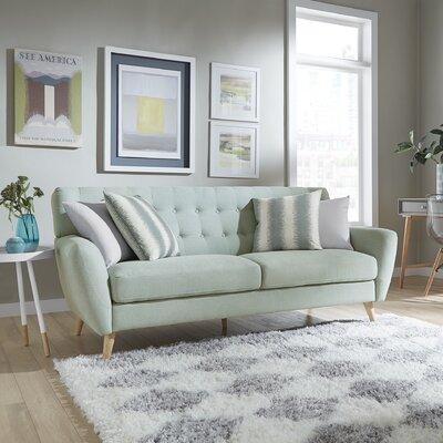 Blakeman Sofa Upholstery: Hazy Blue